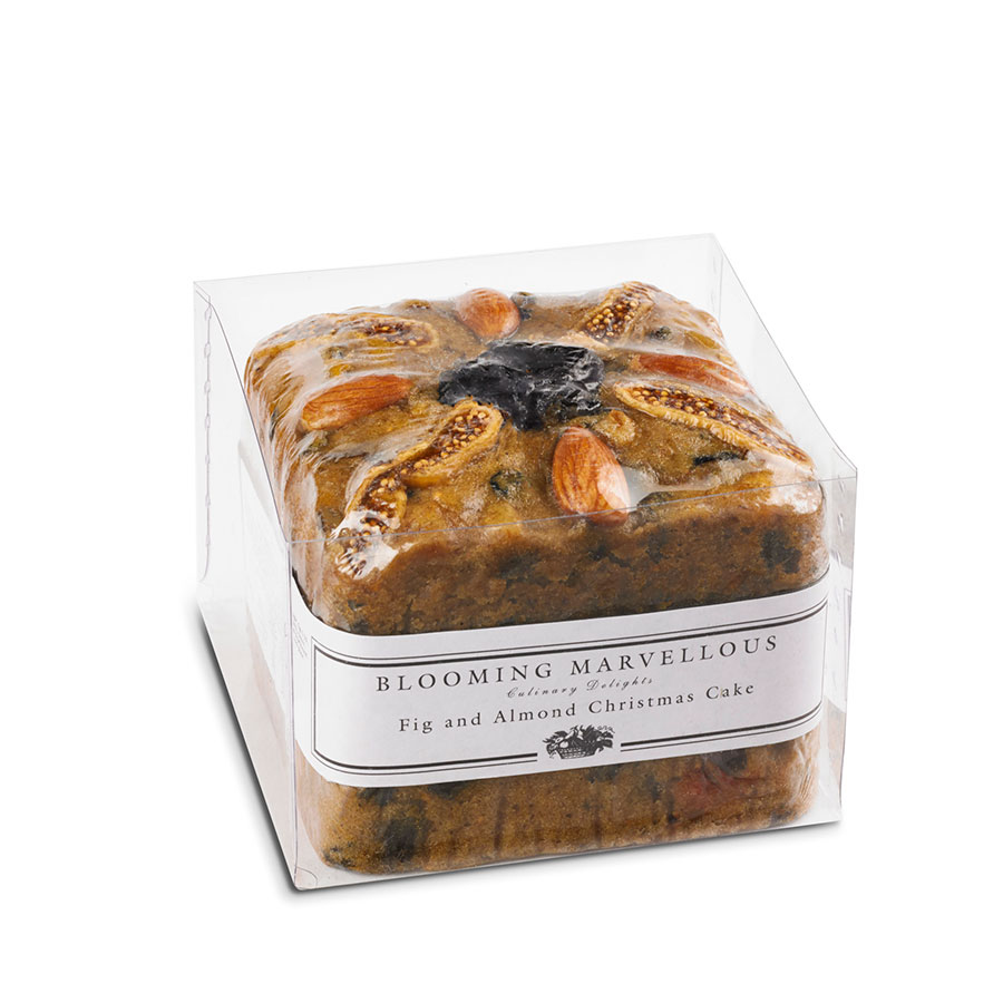 Fig and Almond Christmas Cake - 500g